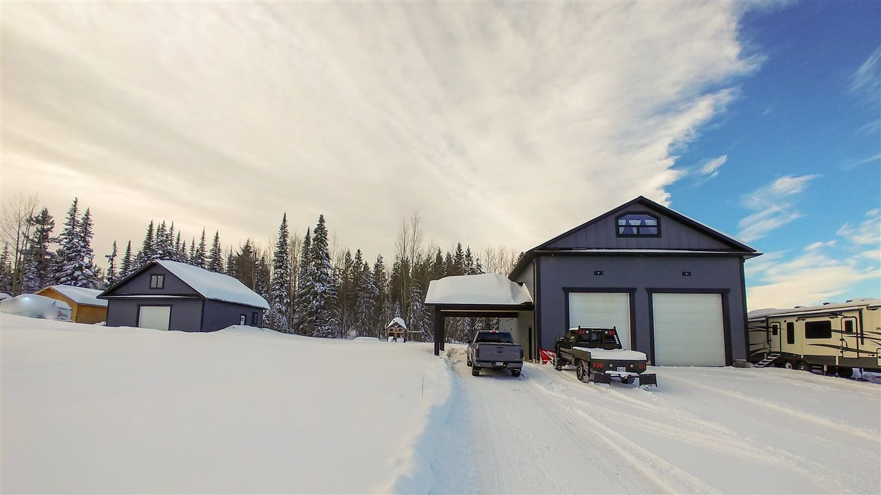 Main Photo: 2940 MUERMANN Road in Prince George: Hobby Ranches House for sale (PG Rural North (Zone 76))  : MLS®# R2434116