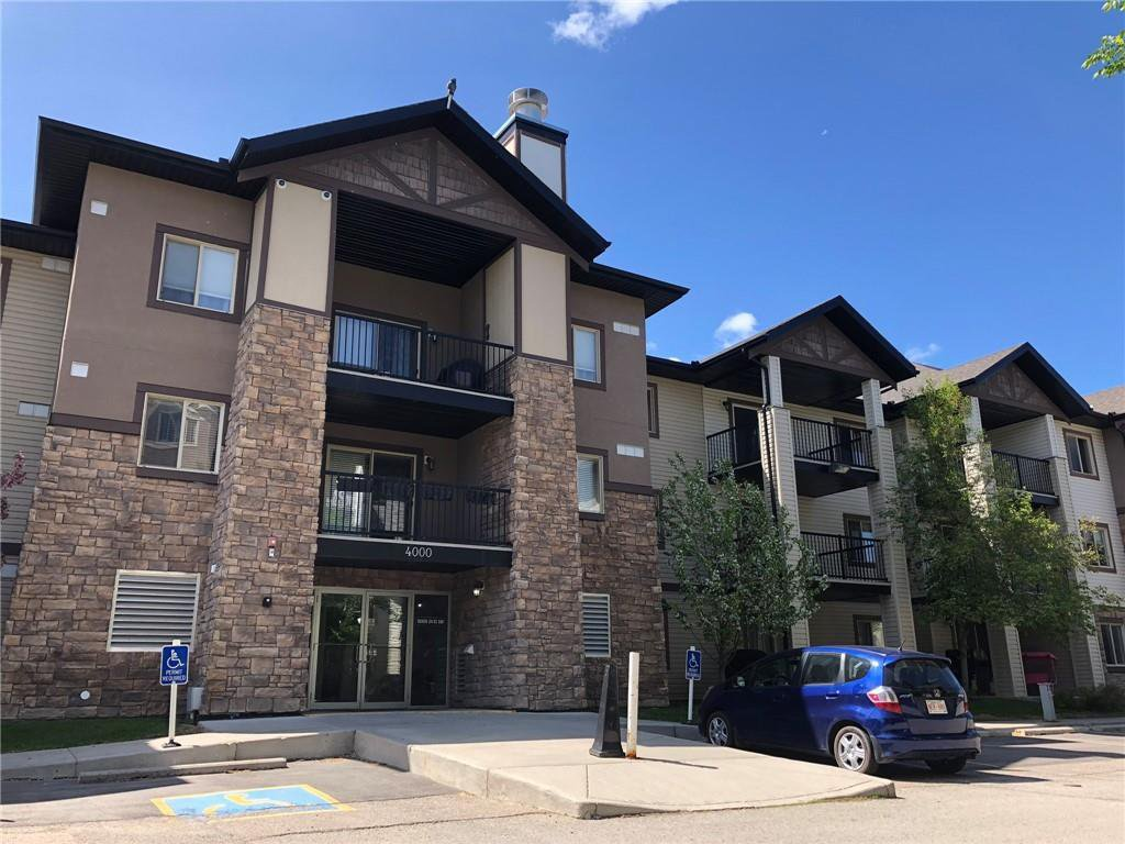 Main Photo: 4114 16969 24 Street SW in Calgary: Bridlewood Apartment for sale : MLS®# A1010341