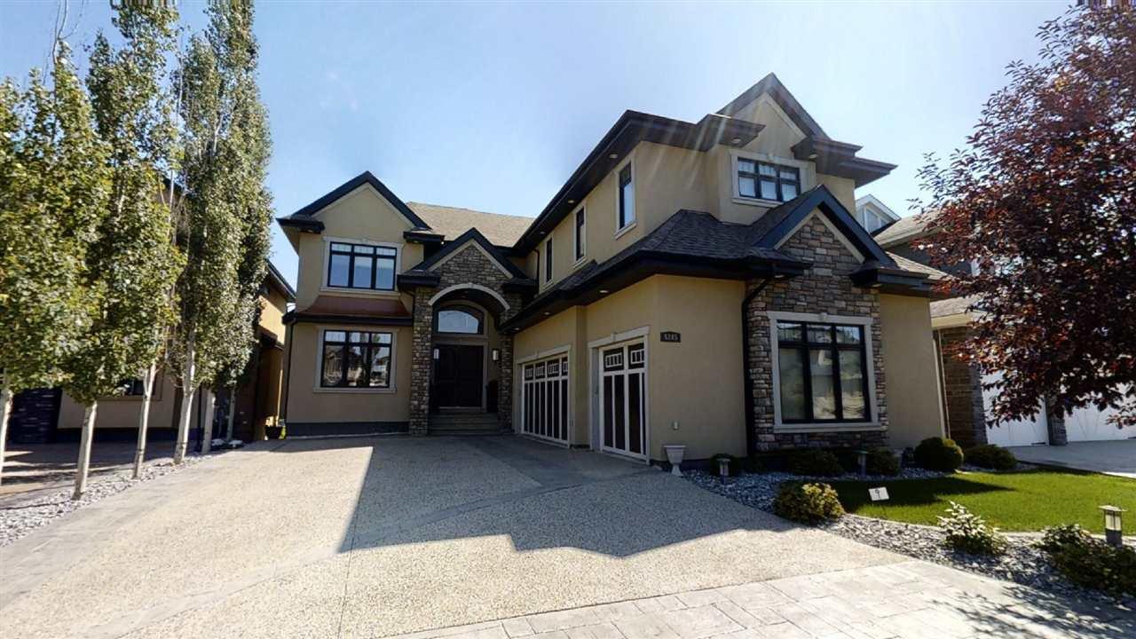 Main Photo: 5245 Mullen Crest in Edmonton: Zone 14 House for sale : MLS®# E4208122