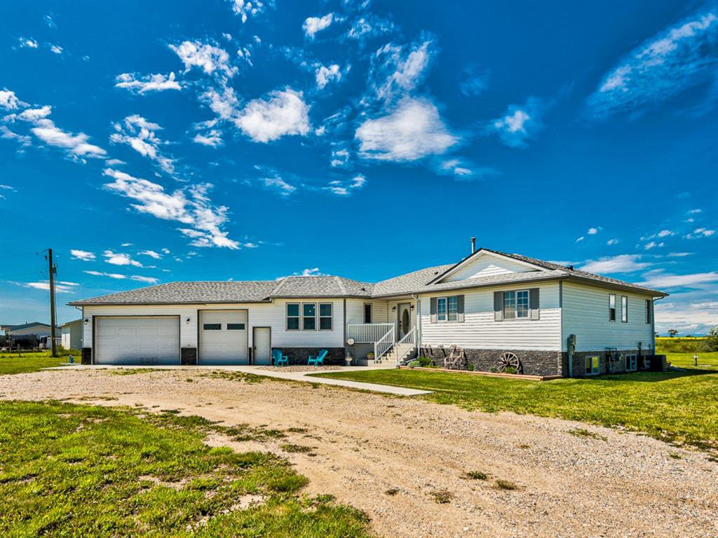 Main Photo: 224074 260A Range: Carseland Detached for sale : MLS®# A1025654