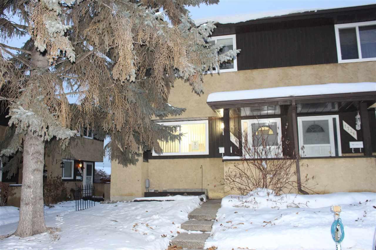 Main Photo: 1724 37 Street in Edmonton: Zone 29 Townhouse for sale : MLS®# E4221793