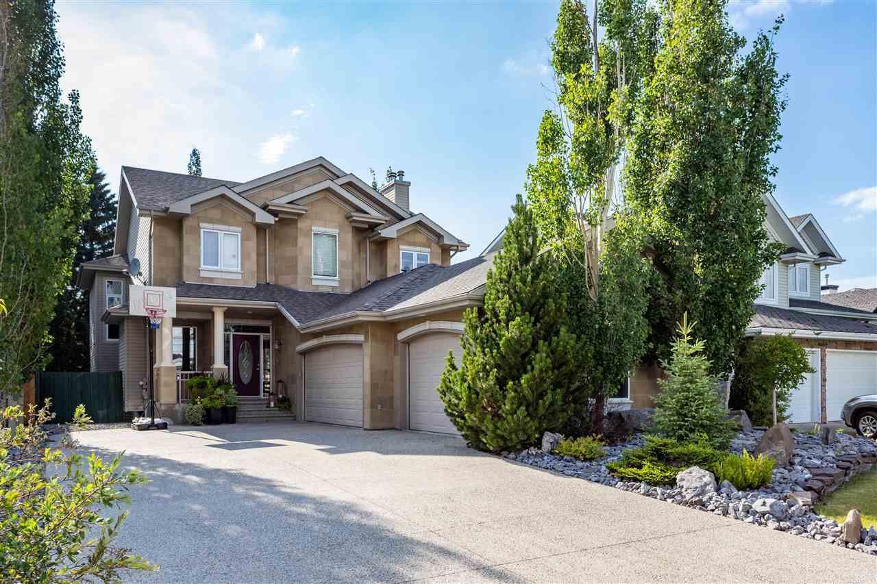 Main Photo: 1214 HALIBURTON Close in Edmonton: Zone 14 House for sale : MLS®# E4223777