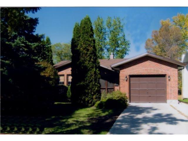 Main Photo: 114 Lake Grove Bay in WINNIPEG: Fort Garry / Whyte Ridge / St Norbert Residential for sale (South Winnipeg)  : MLS®# 1001350