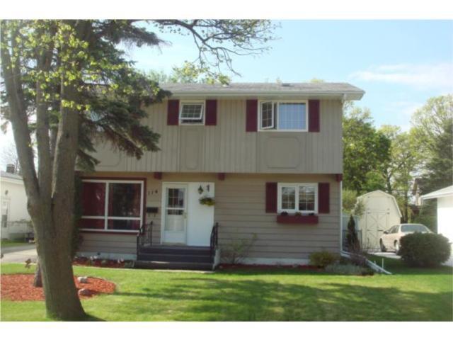 Main Photo: 114 Columbus Crescent in WINNIPEG: Westwood / Crestview Residential for sale (West Winnipeg)  : MLS®# 1009542