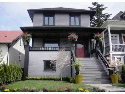 Main Photo: 1114 SEMLIN Drive in Vancouver: Grandview VE House for sale (Vancouver East)  : MLS®# V831438