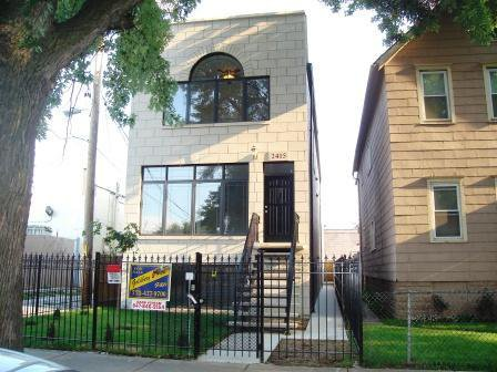 Main Photo: 2415 Palmer Street in CHICAGO: Logan Square Rentals for rent ()  : MLS®# 07594066