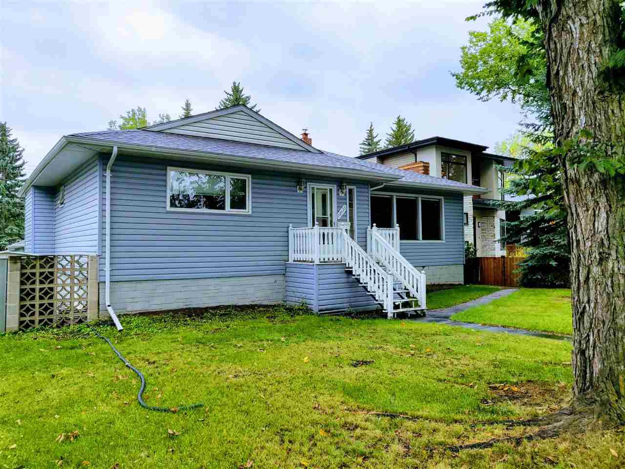 Main Photo: 13615 STONY_PLAIN Road in Edmonton: Zone 11 House for sale : MLS®# E4171977