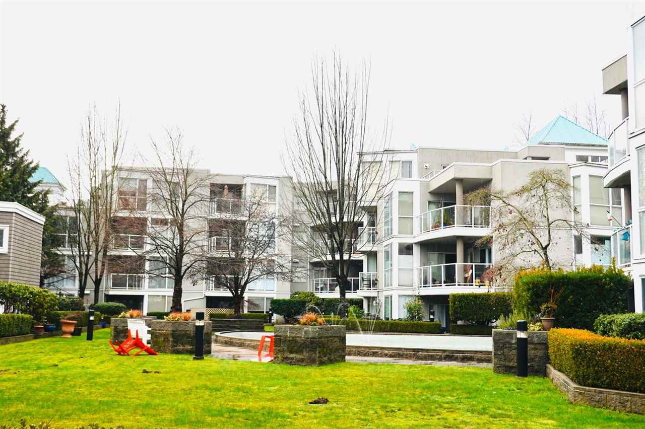 Main Photo: 108 8450 JELLICOE Street in Vancouver: South Marine Condo for sale (Vancouver East)  : MLS®# R2432631