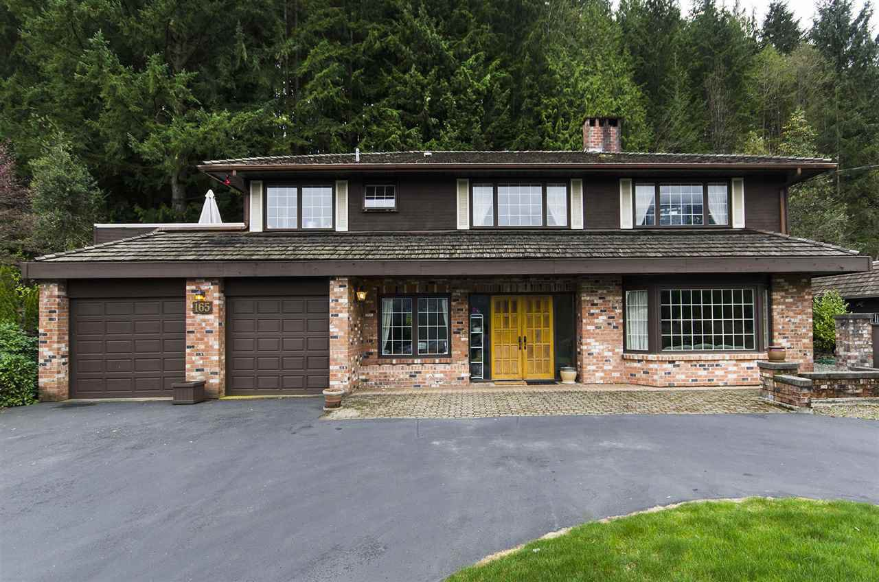 Main Photo: 165 STEVENS DRIVE in West Vancouver: British Properties House for sale : MLS®# R2358170