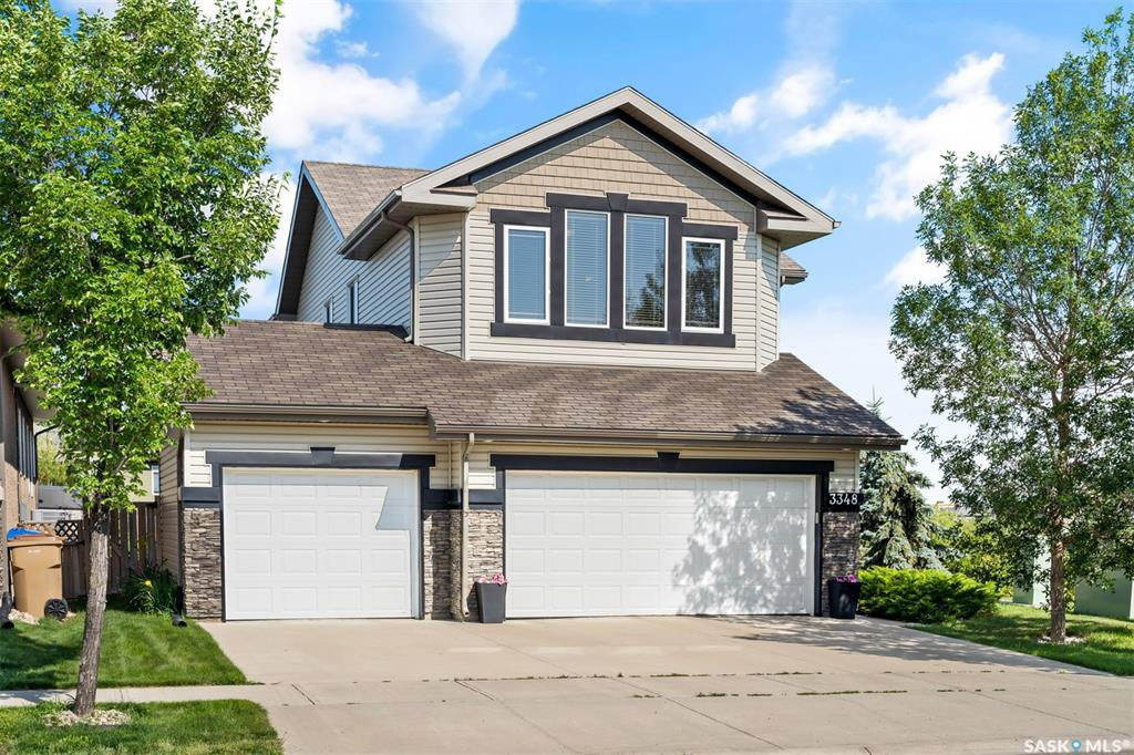 Main Photo: 3348 GREEN BANK Road in Regina: Greens on Gardiner Residential for sale : MLS®# SK818681