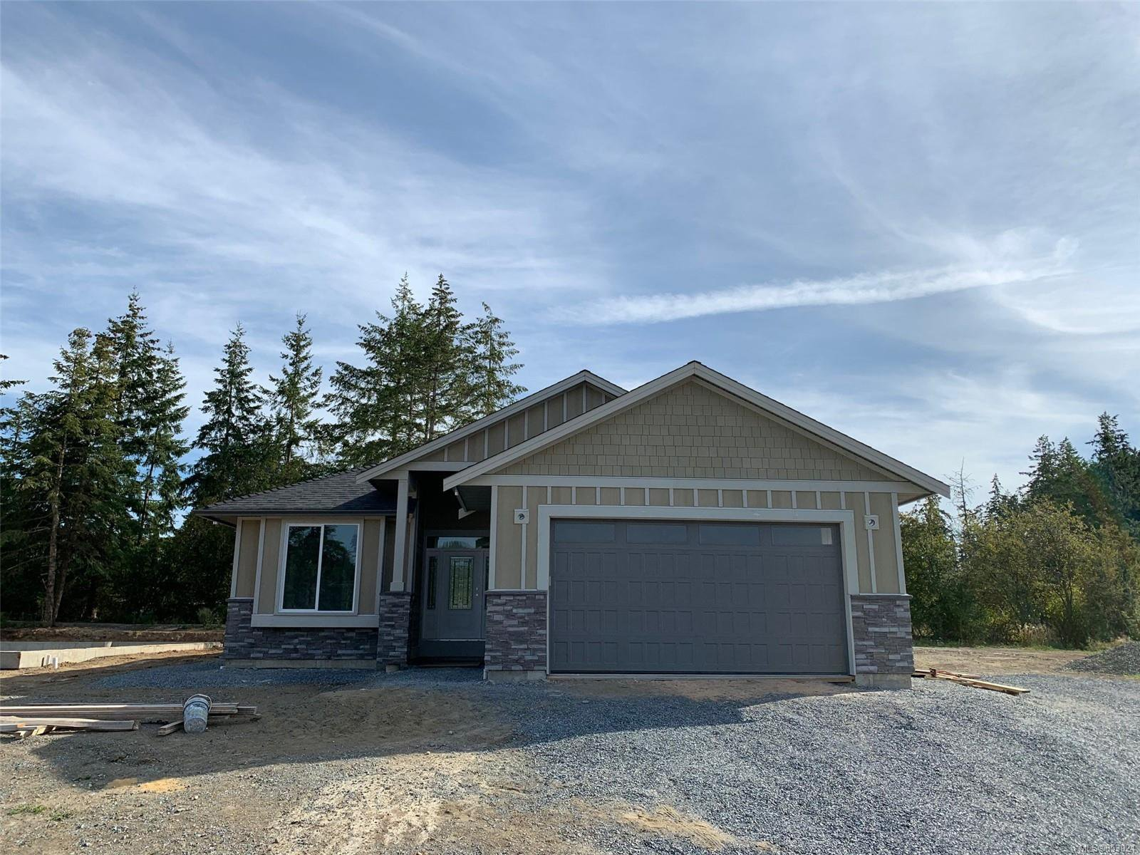 Main Photo: 1588 Rondeault Rd in : Du Cowichan Bay House for sale (Duncan)  : MLS®# 853924