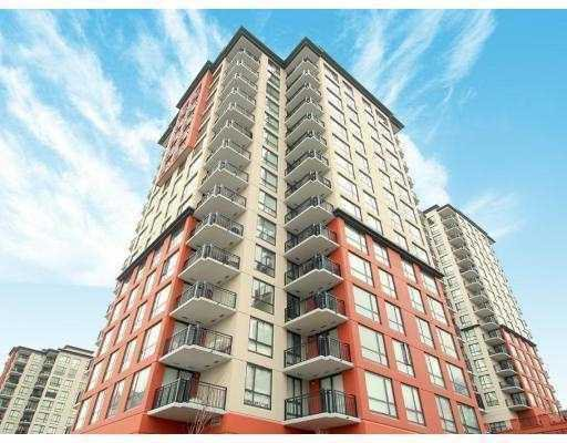 """Main Photo: 1303 813 AGNES Street in New Westminster: Downtown NW Condo for sale in """"THE NEWS"""" : MLS®# V784960"""