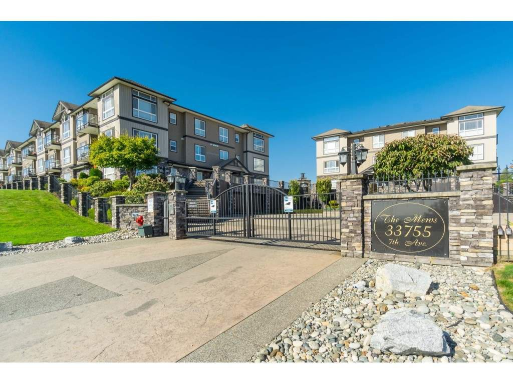 "Main Photo: A116 33755 7TH Avenue in Mission: Mission BC Condo for sale in ""THE MEWS"" : MLS®# R2508511"