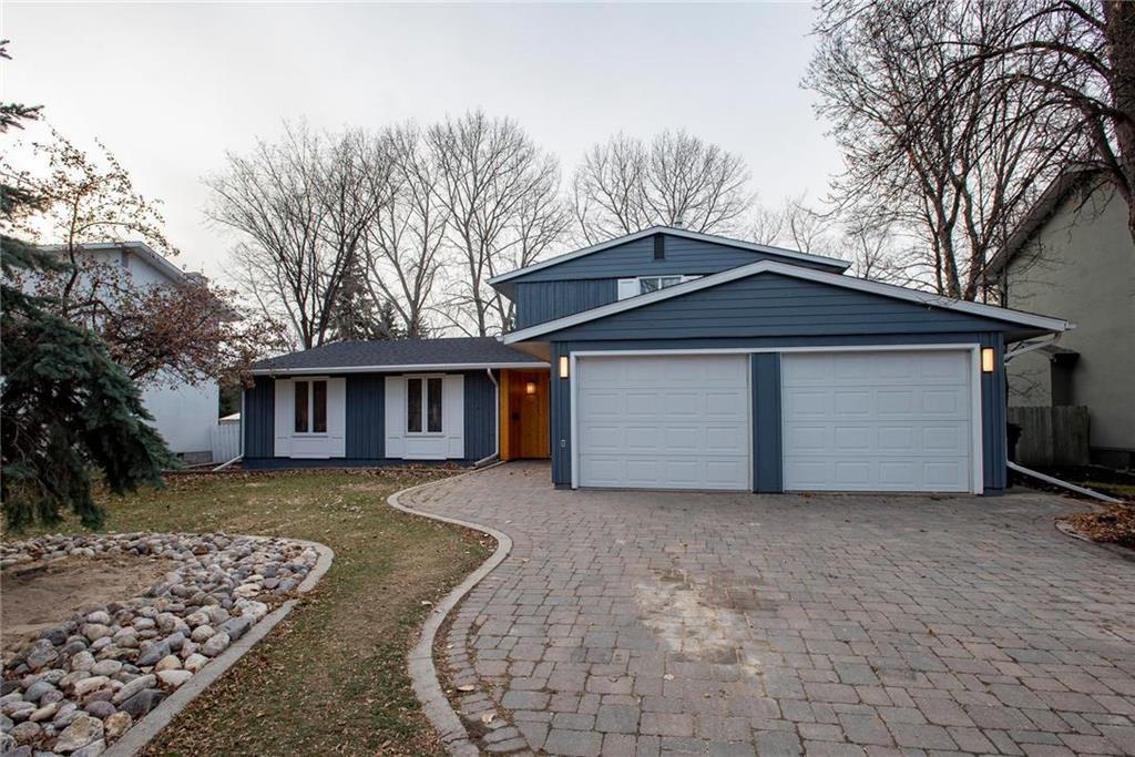 Main Photo: 94 Aldershot Boulevard in Winnipeg: Tuxedo Residential for sale (1E)  : MLS®# 202027427