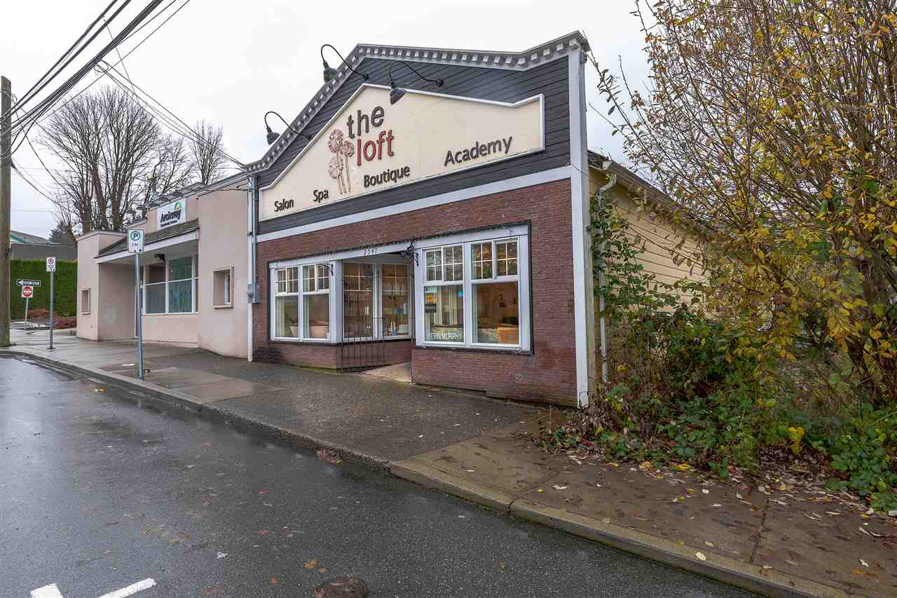 Main Photo: 2547 MONTVUE Avenue in Abbotsford: Central Abbotsford Office for lease : MLS®# C8035216