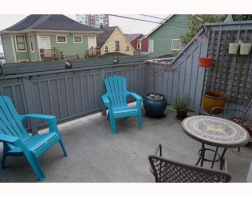 Photo 10: Photos: 161 E 4TH Street in North Vancouver: Lower Lonsdale Townhouse for sale : MLS®# V807223