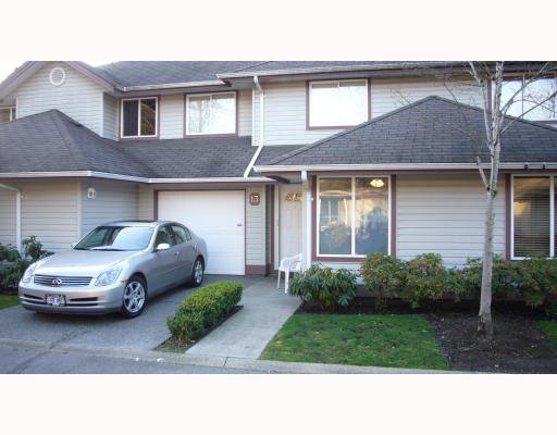 "Main Photo: 13 20985 CAMWOOD Avenue in Maple Ridge: Southwest Maple Ridge Townhouse for sale in ""MAPLE COURT"" : MLS®# V809538"