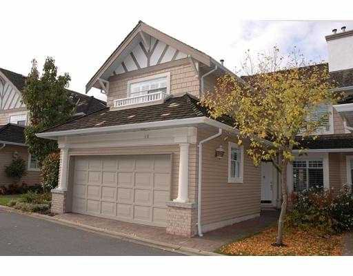Main Photo: 44 5531 CORNWALL DR in Richmond: Terra Nova Townhouse for sale : MLS®# V564110