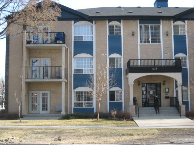 Main Photo: 232 Goulet Street in WINNIPEG: St Boniface Condominium for sale (South East Winnipeg)  : MLS®# 1006871