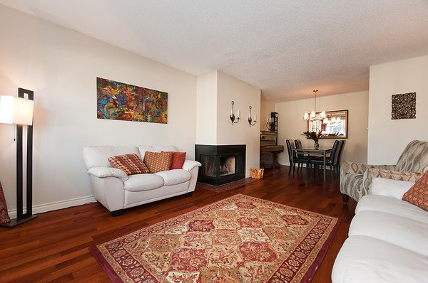 Photo 12: Photos: 2419 W 1ST Avenue in Vancouver: Kitsilano Townhouse for sale (Vancouver West)  : MLS®# V868161