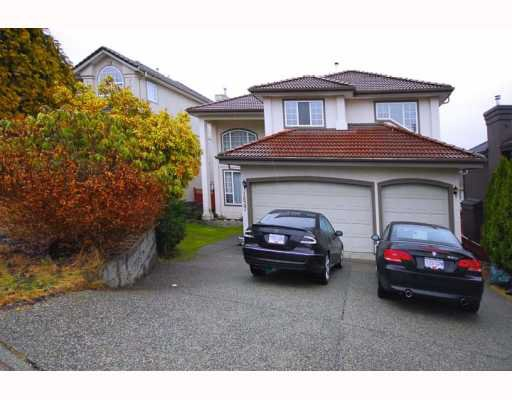Main Photo: 1637 PINETREE Way in Coquitlam: Westwood Plateau House for sale : MLS®# V755454
