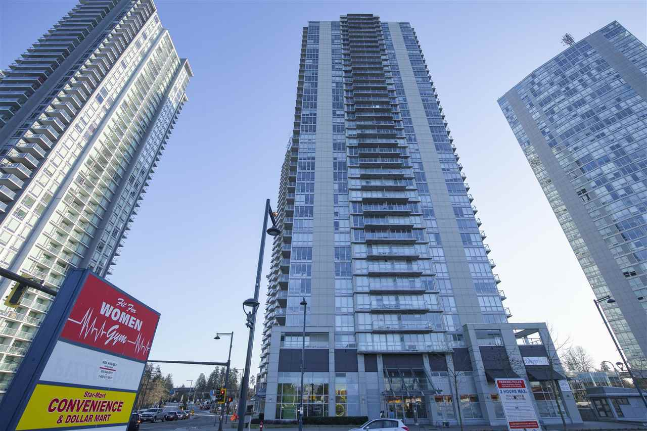"Main Photo: 1805 13688 100 Avenue in Surrey: Whalley Condo for sale in ""Park Place One"" (North Surrey)  : MLS®# R2435225"