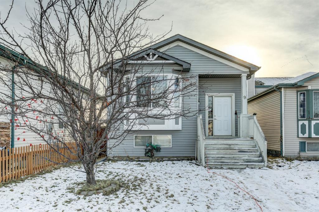 Main Photo: 9 Martin Crossing Link NE in Calgary: Martindale Detached for sale : MLS®# A1054846
