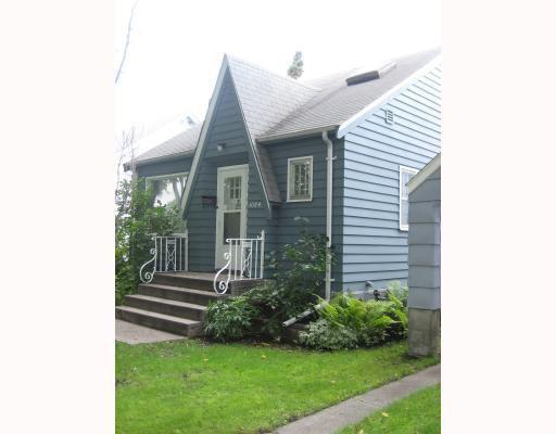 Main Photo: 1084 SPRUCE Street in WINNIPEG: West End / Wolseley Residential for sale (West Winnipeg)  : MLS®# 2917300