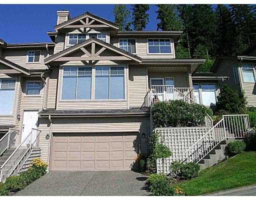 """Main Photo: 28 2979 PANORAMA DR in Coquitlam: Westwood Plateau Townhouse for sale in """"DEERCREST"""" : MLS®# V561270"""
