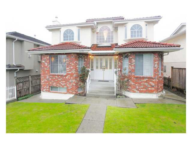 Main Photo: 3478 RUPERT Street in Vancouver: Renfrew Heights House for sale (Vancouver East)  : MLS®# V860553