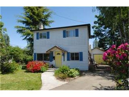 Main Photo:  in VICTORIA: VR View Royal Single Family Detached for sale (View Royal)  : MLS®# 469988