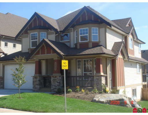 """Main Photo: 6919 197A Street in Langley: Willoughby Heights House for sale in """"CANTERBURY RIDGE"""" : MLS®# F2903405"""