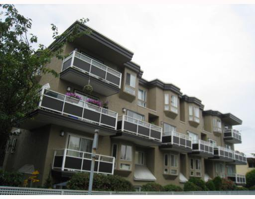 Main Photo: 204 1205 W 14TH Avenue in Vancouver: Fairview VW Condo for sale (Vancouver West)  : MLS®# V776933