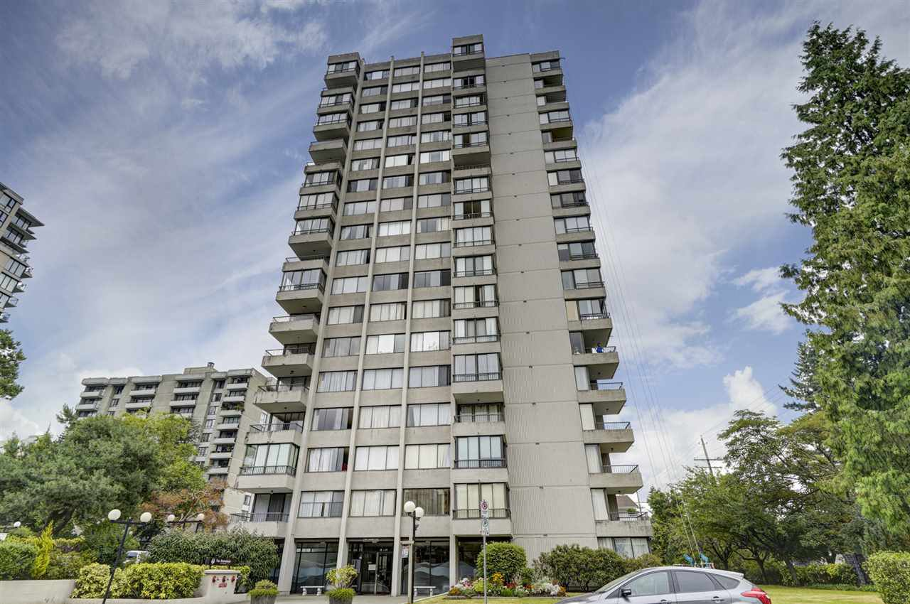 """Main Photo: 102 740 HAMILTON Street in New Westminster: Uptown NW Condo for sale in """"The Statesman"""" : MLS®# R2396351"""
