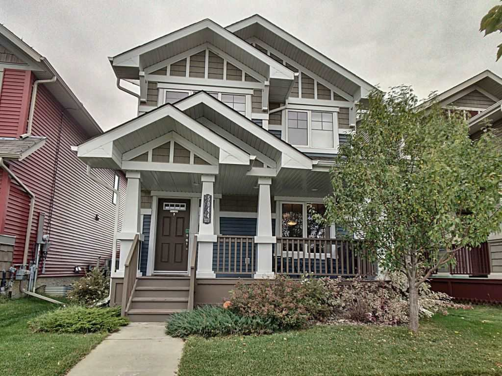 Main Photo: 5044 Orchards Gate in Edmonton: Zone 53 House for sale : MLS®# E4175733
