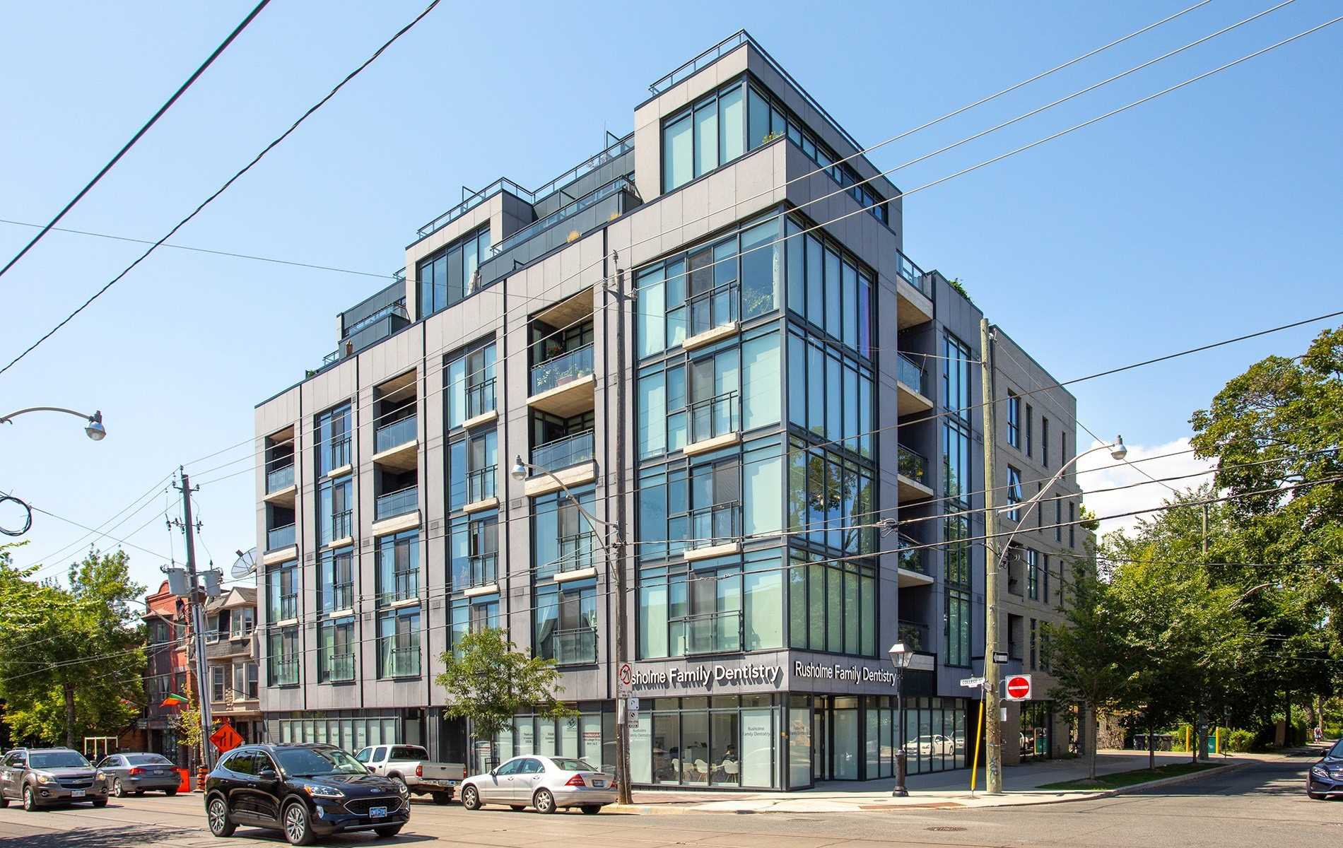 Main Photo: 303 130 Rusholme Road in Toronto: Dufferin Grove Condo for sale (Toronto C01)  : MLS®# C4865267