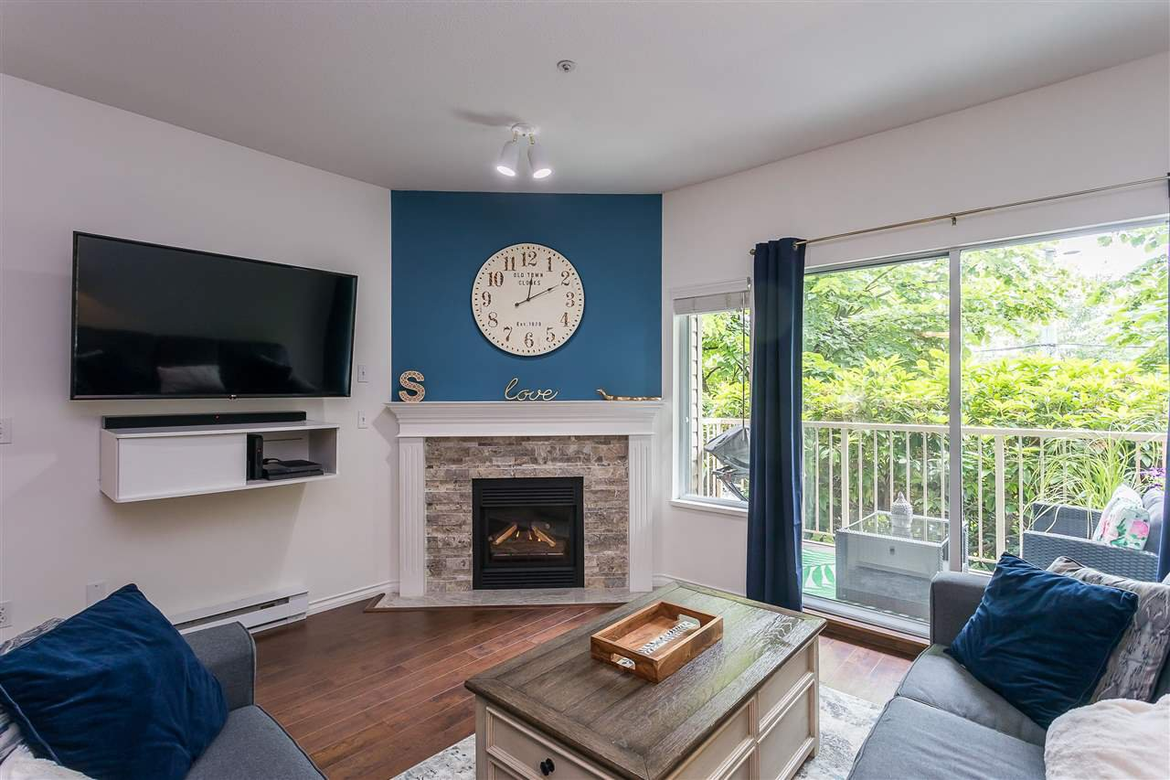 """Photo 7: Photos: 106 5489 201 Street in Langley: Langley City Condo for sale in """"CANIM COURT"""" : MLS®# R2491449"""