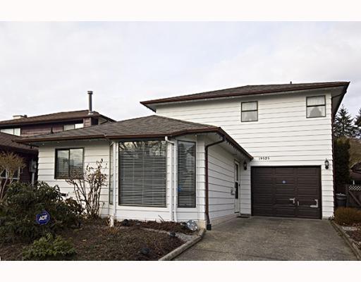 Main Photo: 19525 114B Avenue in Pitt_Meadows: South Meadows House for sale (Pitt Meadows)  : MLS®# V753234