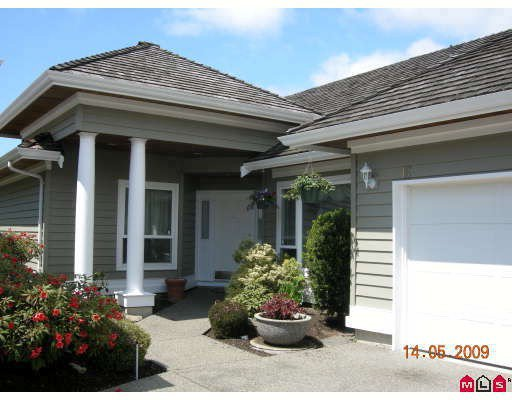 """Main Photo: 16 1881 144TH Street in Surrey: Sunnyside Park Surrey Townhouse for sale in """"BRAMBLEY HEDGE"""" (South Surrey White Rock)  : MLS®# F2910527"""