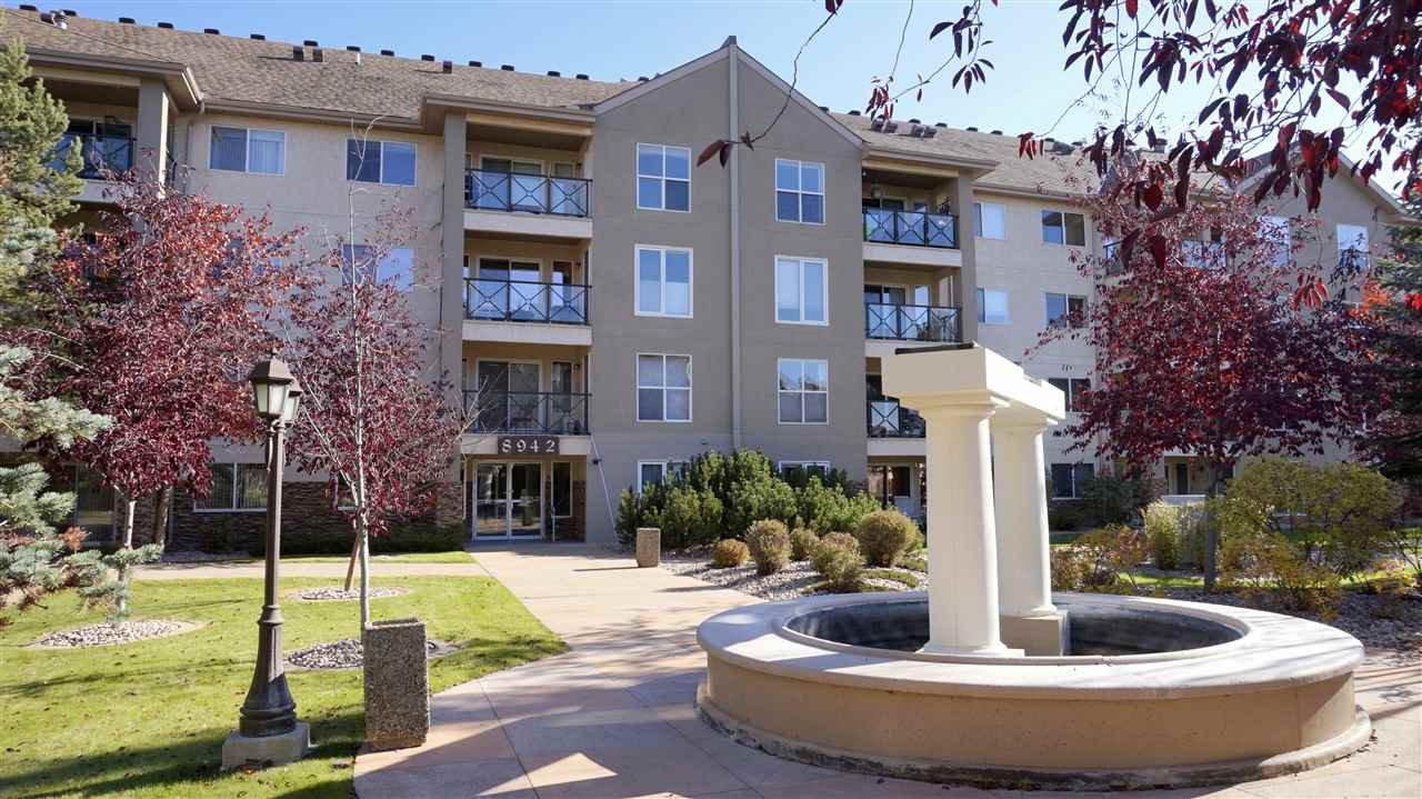 Main Photo: 110 8942 156 Street in Edmonton: Zone 22 Condo for sale : MLS®# E4201492