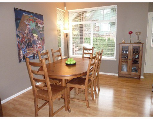 """Photo 3: Photos: 25 50 PANORAMA Place in Port Moody: Heritage Woods PM Townhouse for sale in """"ADVENTURE RIDGE"""" : MLS®# V805644"""