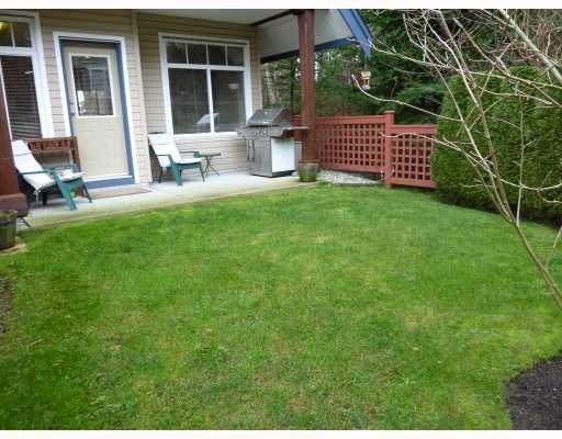 """Photo 9: Photos: 25 50 PANORAMA Place in Port Moody: Heritage Woods PM Townhouse for sale in """"ADVENTURE RIDGE"""" : MLS®# V805644"""