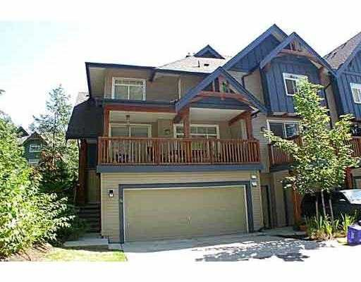 """Photo 1: Photos: 25 50 PANORAMA Place in Port Moody: Heritage Woods PM Townhouse for sale in """"ADVENTURE RIDGE"""" : MLS®# V805644"""