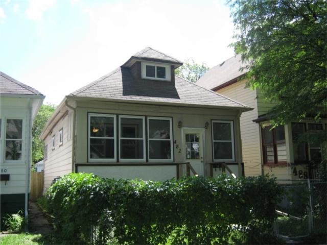 Main Photo: 482 HETHRINGTON Avenue in WINNIPEG: Manitoba Other Residential for sale : MLS®# 1013376