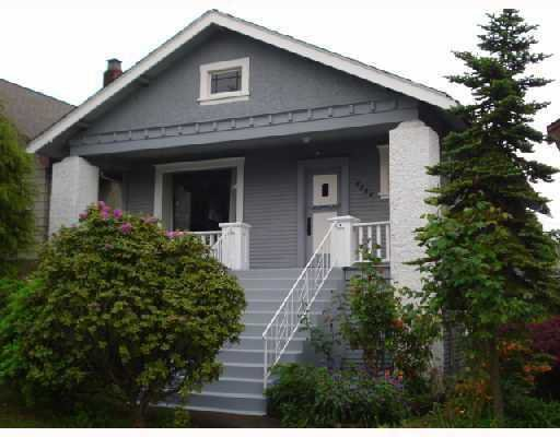 Main Photo: 2566 DUNDAS Street in Vancouver: Hastings East House for sale (Vancouver East)  : MLS®# V729591
