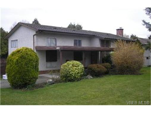 Main Photo:  in VICTORIA: SE Lake Hill Single Family Detached for sale (Saanich East)  : MLS®# 459950