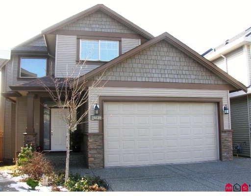 Main Photo: 20230 71A Avenue in Langley: Willoughby Heights House for sale : MLS®# F2905476