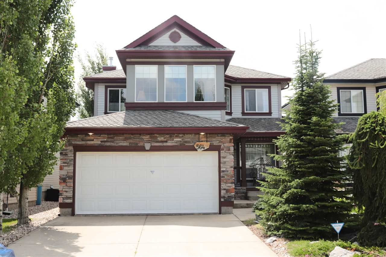 Main Photo: 564 HUNTERS Green in Edmonton: Zone 14 House for sale : MLS®# E4169208