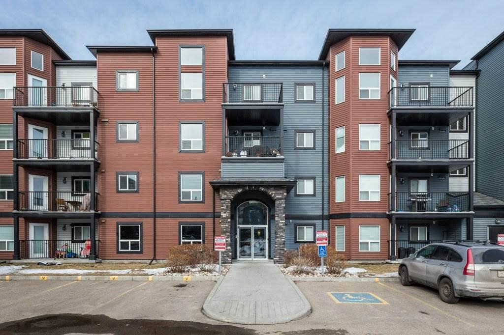 Main Photo: 118 400 SILVER_BERRY Road in Edmonton: Zone 30 Condo for sale : MLS®# E4190279