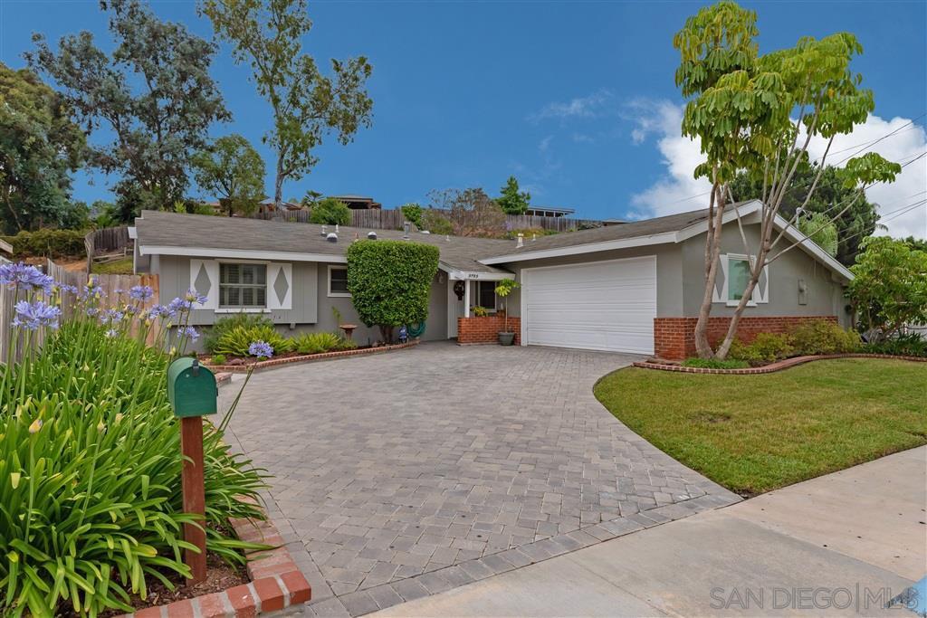 Main Photo: LA MESA House for sale : 3 bedrooms : 5785 Tex Street